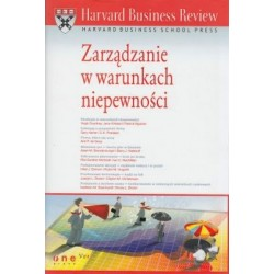 Harvard Business Review...